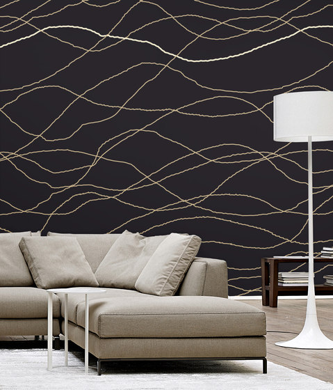 Linien | Panneau de Sabine Röhse