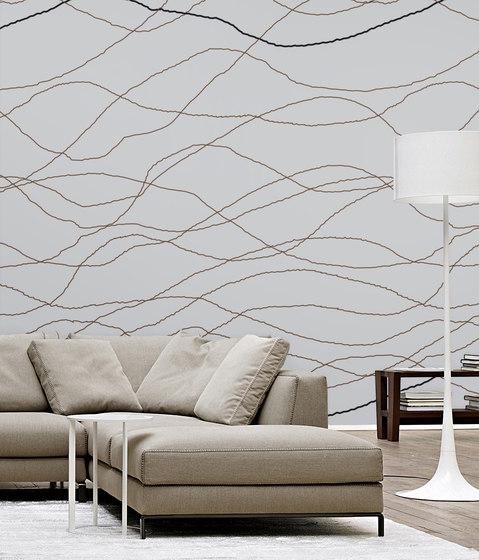 Linien I Geflecht by Sabine Röhse