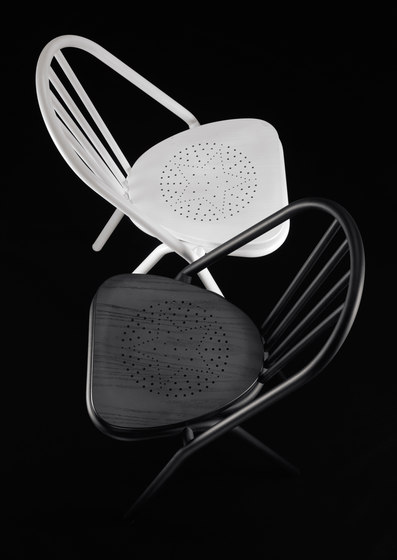 SURPIL CHAIR - SL10BL de DCW éditions