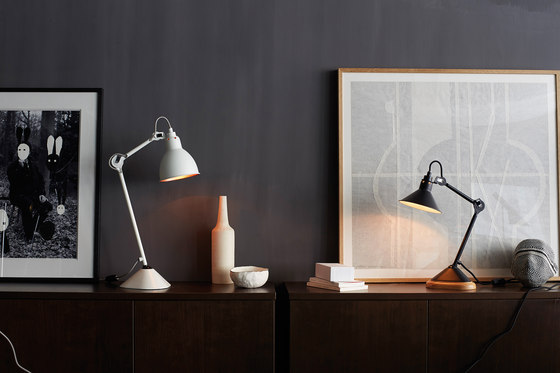 LAMPE GRAS - N°205 yellow by DCW éditions