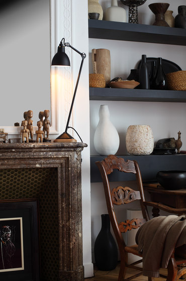 LAMPE GRAS - N°206 black by DCW éditions