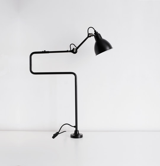 LAMPE GRAS - N°211-311 black/copper by DCW éditions