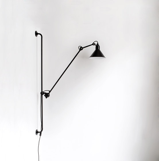 LAMPE GRAS - N°214 black by DCW éditions