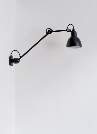 LAMPE GRAS - N°304 CA black/copper von DCW éditions