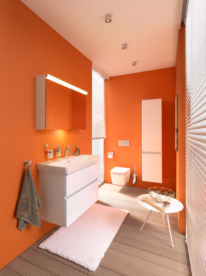 Metropole Wall hung WC by VitrA Bad