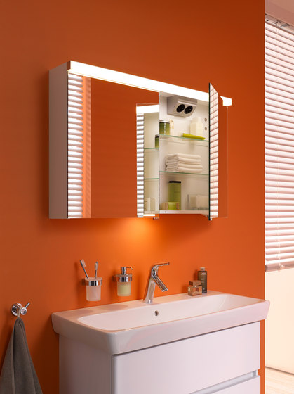 Metropole Mirror Cabinet by VitrA Bad