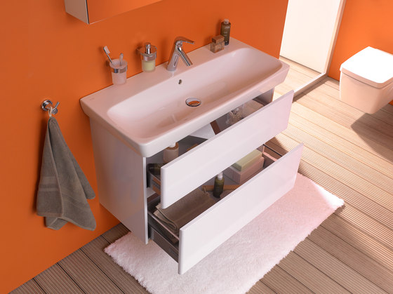 Metropole Counter washbasin by VitrA Bad