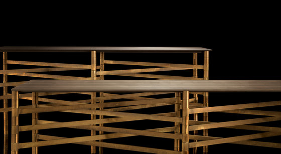 Network Console Table by HENGE