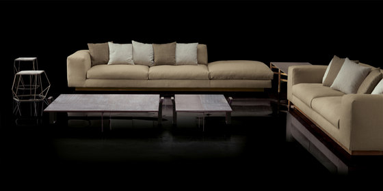 O-One Sofa by HENGE