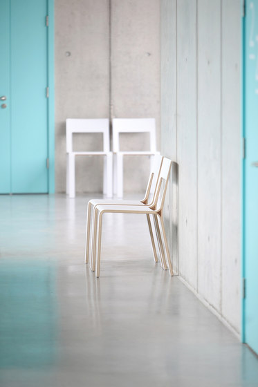 Frame chair von Plycollection