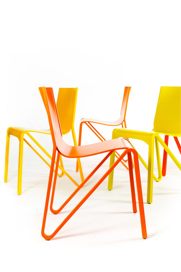 Zesty chair von Plycollection
