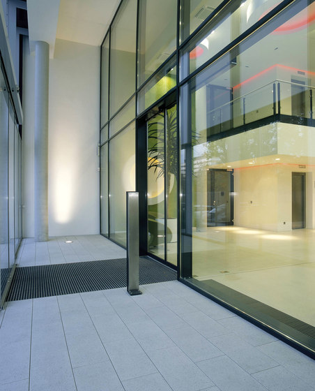 Ciara argento, diagonalstruktur by Metten