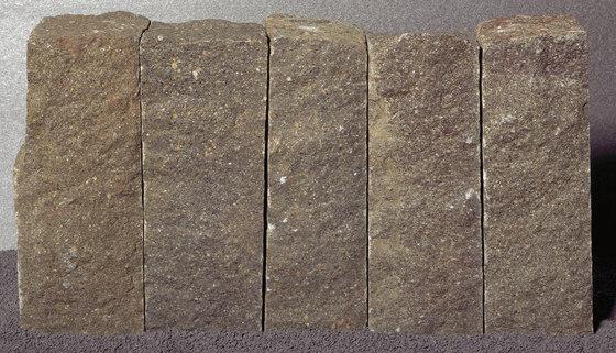 Quarz-Porphyr Platten, spaltrau oder geflammt by Metten