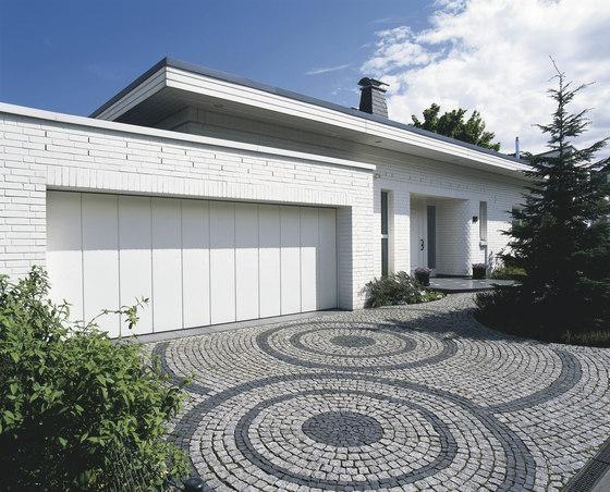 Artic Granit Mauersteine, gestockt by Metten