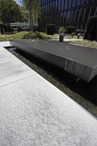 Umbriano granitbeige, gemasert by Metten