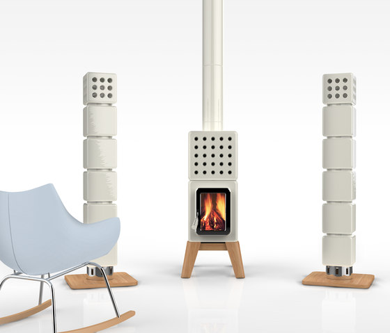 Thermo Stack Tower by La Castellamonte