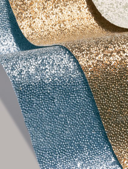 Beadazzled Flexible Glass Bead Wallcovering® Scotch N Soda by Maya Romanoff Corp.