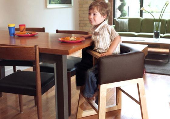 Tavo High Chair by monte design