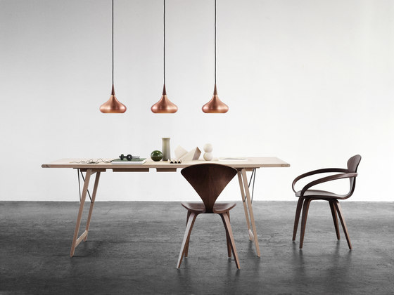 Orient™ | Copper P1 by Fritz Hansen