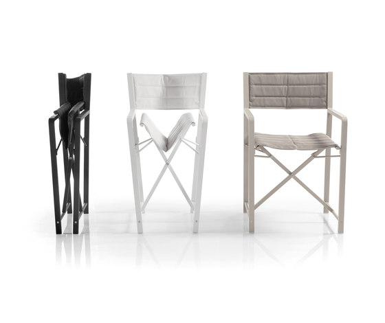 Cross chair di Manutti