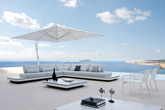 Elements concept lounger de Manutti