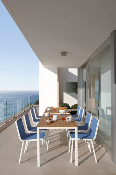 Leto Dining Chair de Manutti