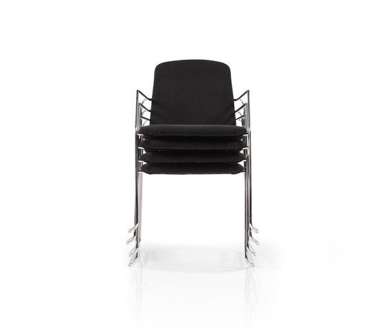 Loop dining chair by Manutti
