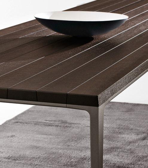 Antares bench by Maxalto