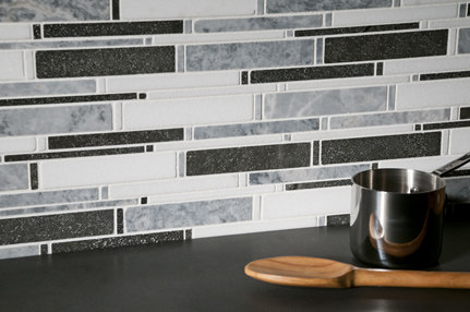 Horizonte Mosaic Barcelona Blend by Complete Tile Collection