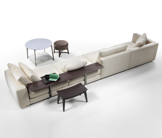 Pleasure sectional sofa by Flexform