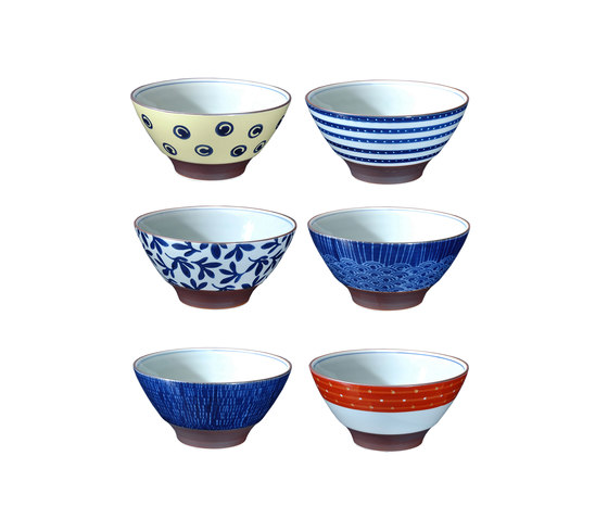 Mil Mil bowls by Covo