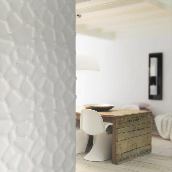 Hive Wall Flats by Inhabit