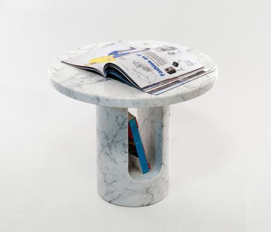 U-turn side table von Covo