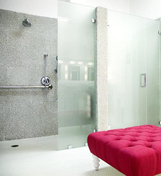 ModRocks™ Recycled Glass Pebbles di modwalls®