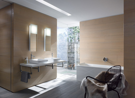 Starck 2 - Bathtub by DURAVIT