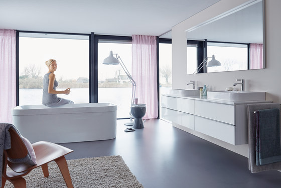 Happy D.2 - Cabinet tall by DURAVIT
