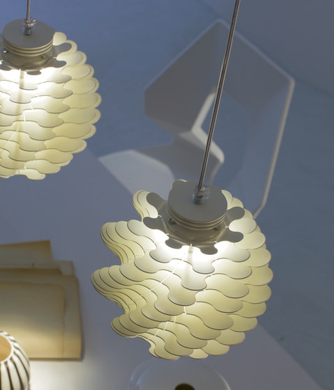 Libera Mini Pendant light by LUCENTE