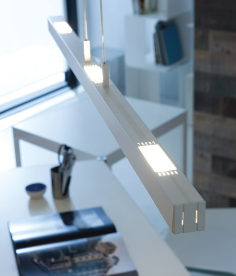 Max Led Pendant light by LUCENTE
