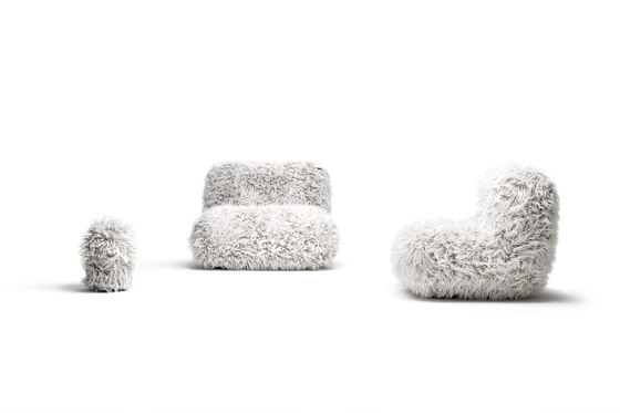 Chummy Frizzy sofa by Opinion Ciatti