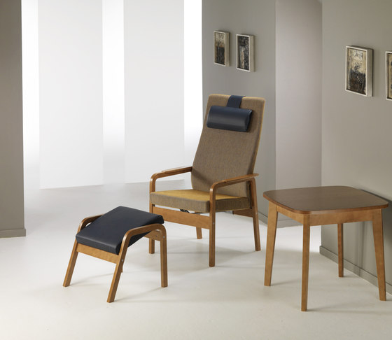 Gent recliner chair by Helland