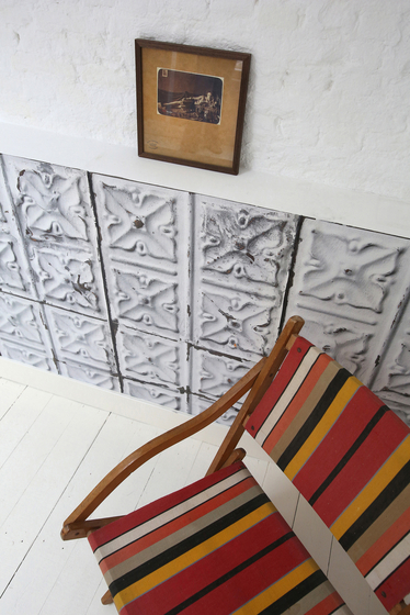 Brooklyn Tins Wallpaper TIN-03 by NLXL