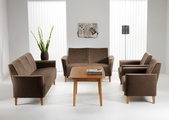 Gent sofa by Helland