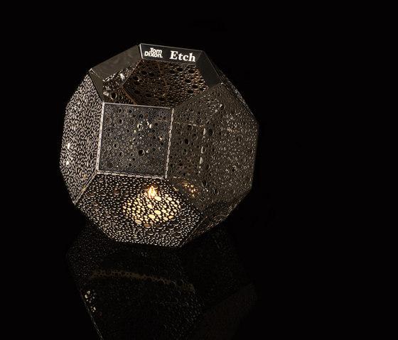etch tea light holder by tom dixon brass copper. Black Bedroom Furniture Sets. Home Design Ideas