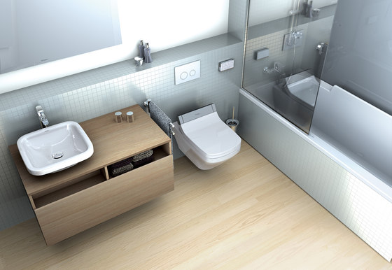 DuraStyle - Above counter basin by DURAVIT