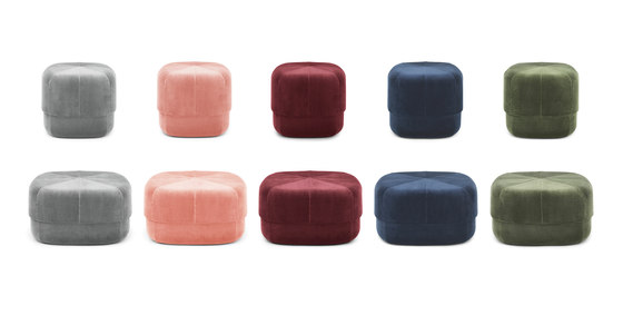 Circus Pouf large by Normann Copenhagen