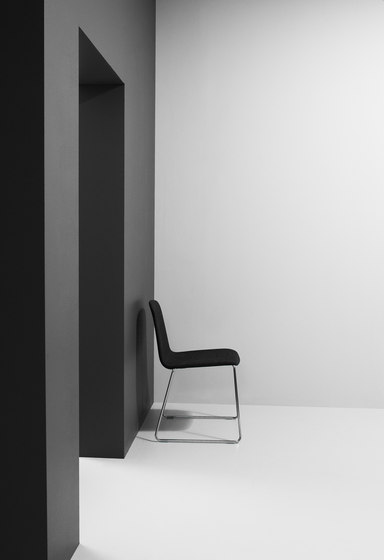 Just Chair Upholstered by Normann Copenhagen