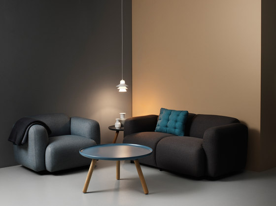 Swell 3 Seater by Normann Copenhagen