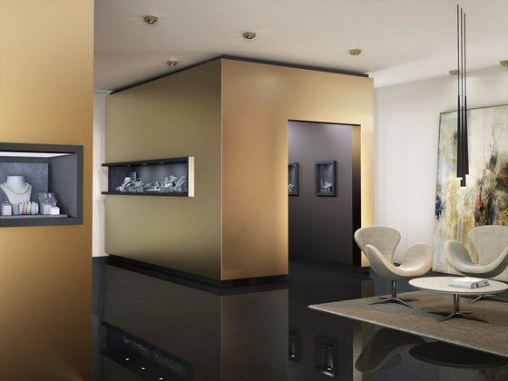 Silux Blanco Plus High Gloss Polished SK by INALCO