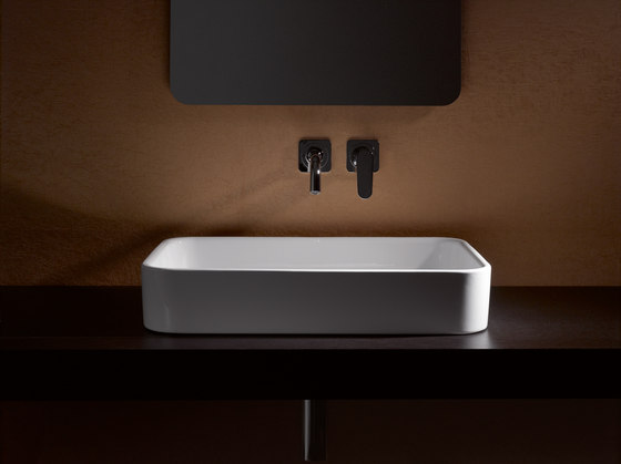 BetteArt Counter top washbasin di Bette