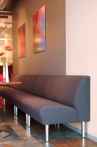 Modul sofa system by Helland